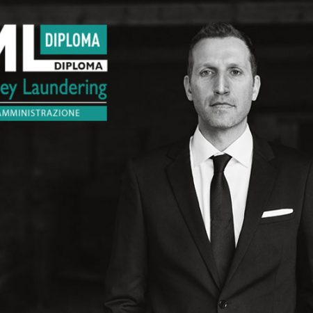 E-Learning <br> Master in Anti-Money Laundering Diploma per la Pubblica Amministrazione