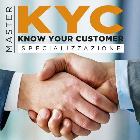 Master Specializzazione KYC – Know Your Customer