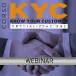 Webinar Specializzazione KYC – Know Your Customer